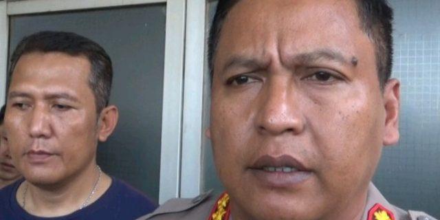Kapolresta Palembang Kombes Pol Wahyu Bintono Hari Bawono