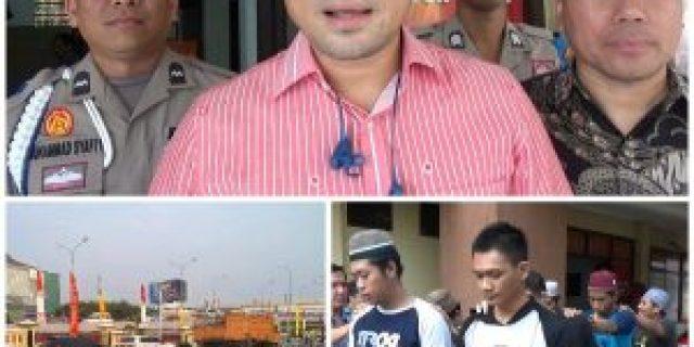 Tersangka Jaringan Surabaya Akhirnya Dilimpahkan Ditresnarkoba