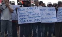 LSM Mempertanyakan Kinerja Polda Terkait Lahan di Polisi Line