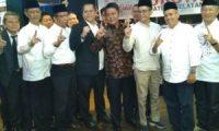 Herman Deru Hadiri Deklarasi Tim Pembela Jokowi