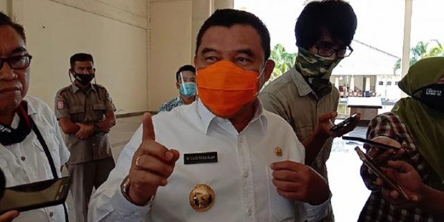 Ketua DPRD Dengan Tegas Mengatakan 109 Nakes Di Pekerjakan Kembali