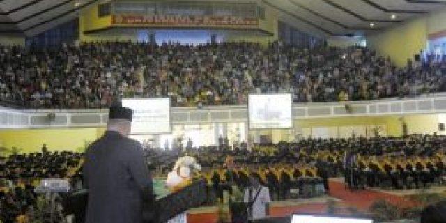 Gubernur Yakin Unsri Segera Menjadi World Class University