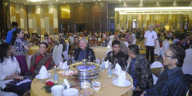 Gubernur saat hadir dalam acara.