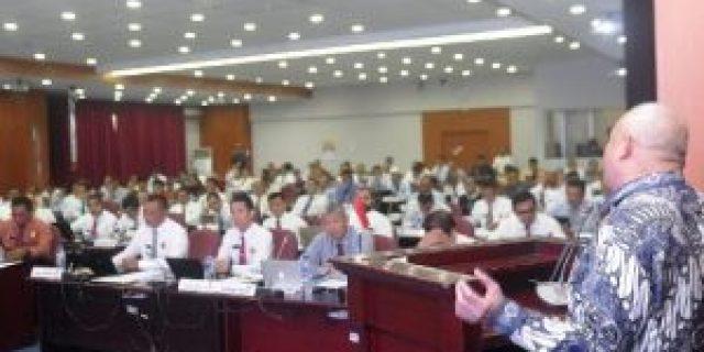 Jadi Pembicara Diskusi di Lemhanas RI, Alex Pamerkan JSC
