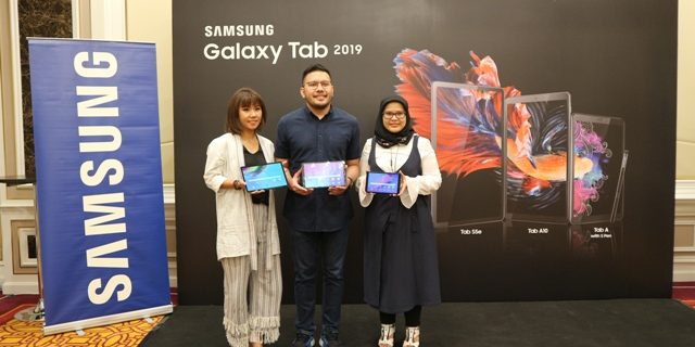 Ruangguru dan Samsung Rilis Tablet dengan Aplikasi Pendidikan
