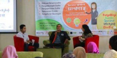 Civitas Akademia Prasetiya Mulya Berikan Edukasi Bisnis Kreatif
