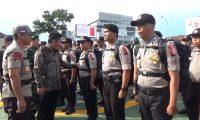 Kapolda Pimpin Apel Pergeseran 1.154 Personil BKO Ke Polres Polres