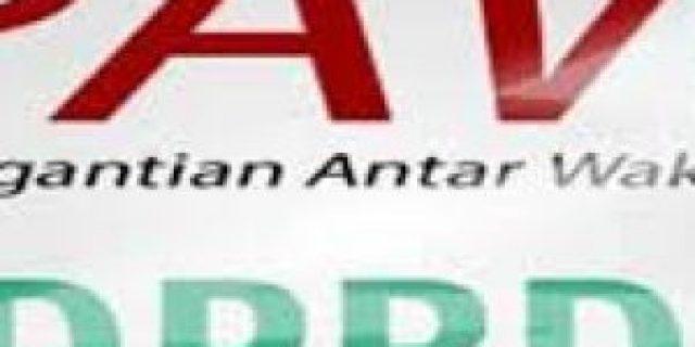 Tiga PAW resmi dilantik Ketua DPRD OKI