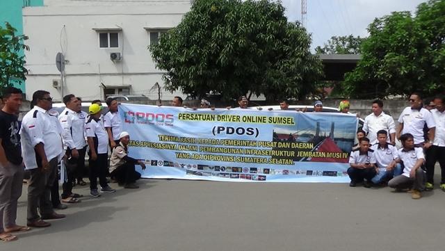 PDOS Bersyukur dan Terimakasih Atas Pembangunan Infrastruktur