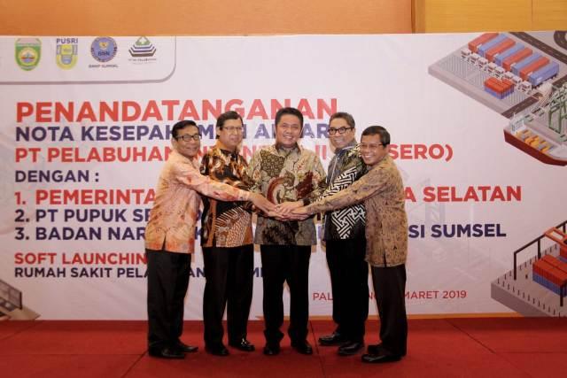 Deru Sebut Memorandum of Action Mendesak untuk Pelabuhan Tanjung Carat