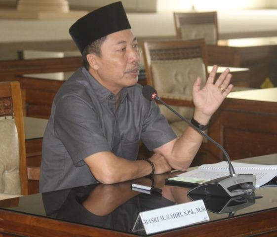 Anggota DPRD OI Pertanyakan  ASN Yang Terlibat Korupsi