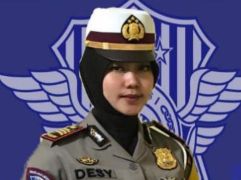 Polres OI Keluarkan 596 Surat Tilang