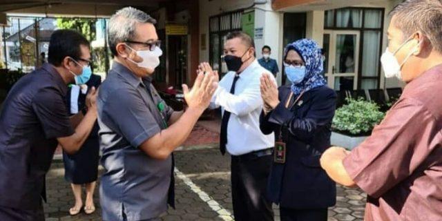 PN Palembang Gelar Halal Bihalal