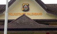 Polrestabes Palembang Amankan Terlapor 2016
