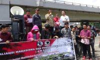 AMPSS Desak Polda Tangkap Pemilik Tambang Ilegal
