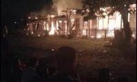 Kabakaran di Ponpes, 20 Santri Diselamatkan