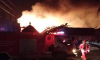 Dewan Kecam Gudang Minyak Ilegal Penyebab Kebakaran