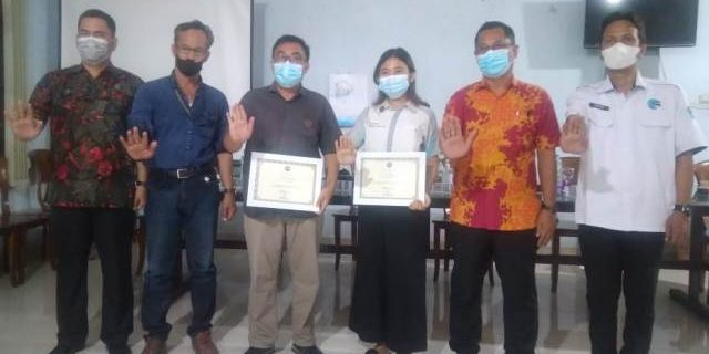 BNNK dan Kominfo  Gandeng Wartawan Sosialisasikan Bahaya Narkoba