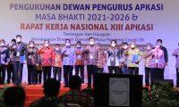 Dodi Reza Resmi Dilantik Jadi Ketua Bidang Energi dan SDM APKASI