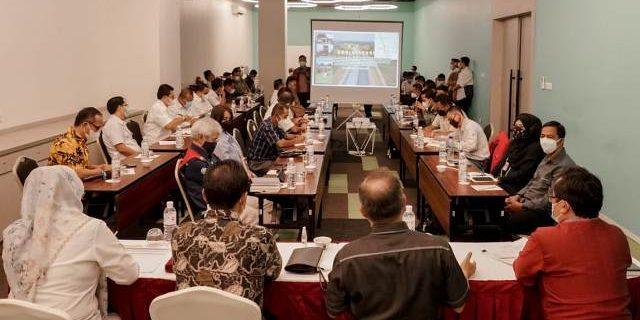Sepakat Dukung dan Sukseskan Pembangunan Jalan Tol di Muba