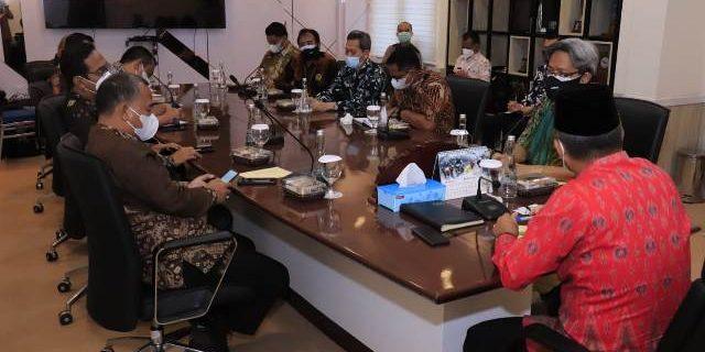 Tertibkan Aset Negara, Pemkab Jajaki Kerjasama dengan DJKN