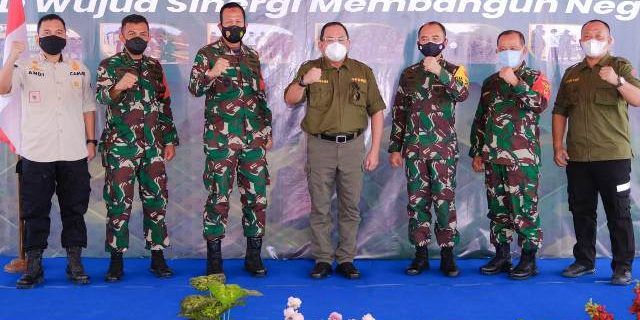 KASAD Apresiasi TMMD Muba Terbesar di Indonesia