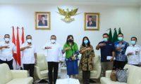 Jajaran STISIPOL Candradimuka Palembang Sambangi Bupati