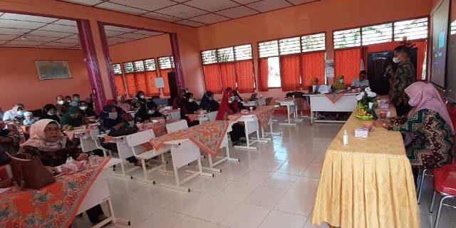 KKG Kelas SD Payaraman Mengulas Akun Pembelajaran.id
