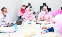 PKK Muba Gelar Rakor Program Kerja Bunda PAUD